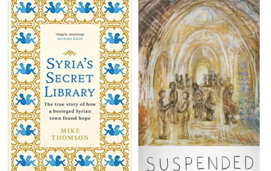 Author Talk and Short Film on Syria